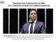 """Deputado quer impeachment de Salles por """"ir passando a boiada"""" em medidas regulatórias"""
