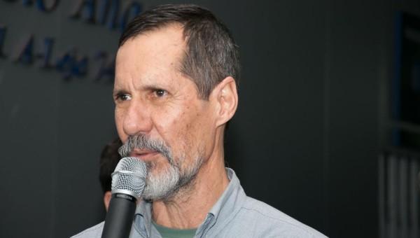 Eduardo Jorge participou da inauguração do Comitê do PV, em Brasília.  Foto: José Ribe